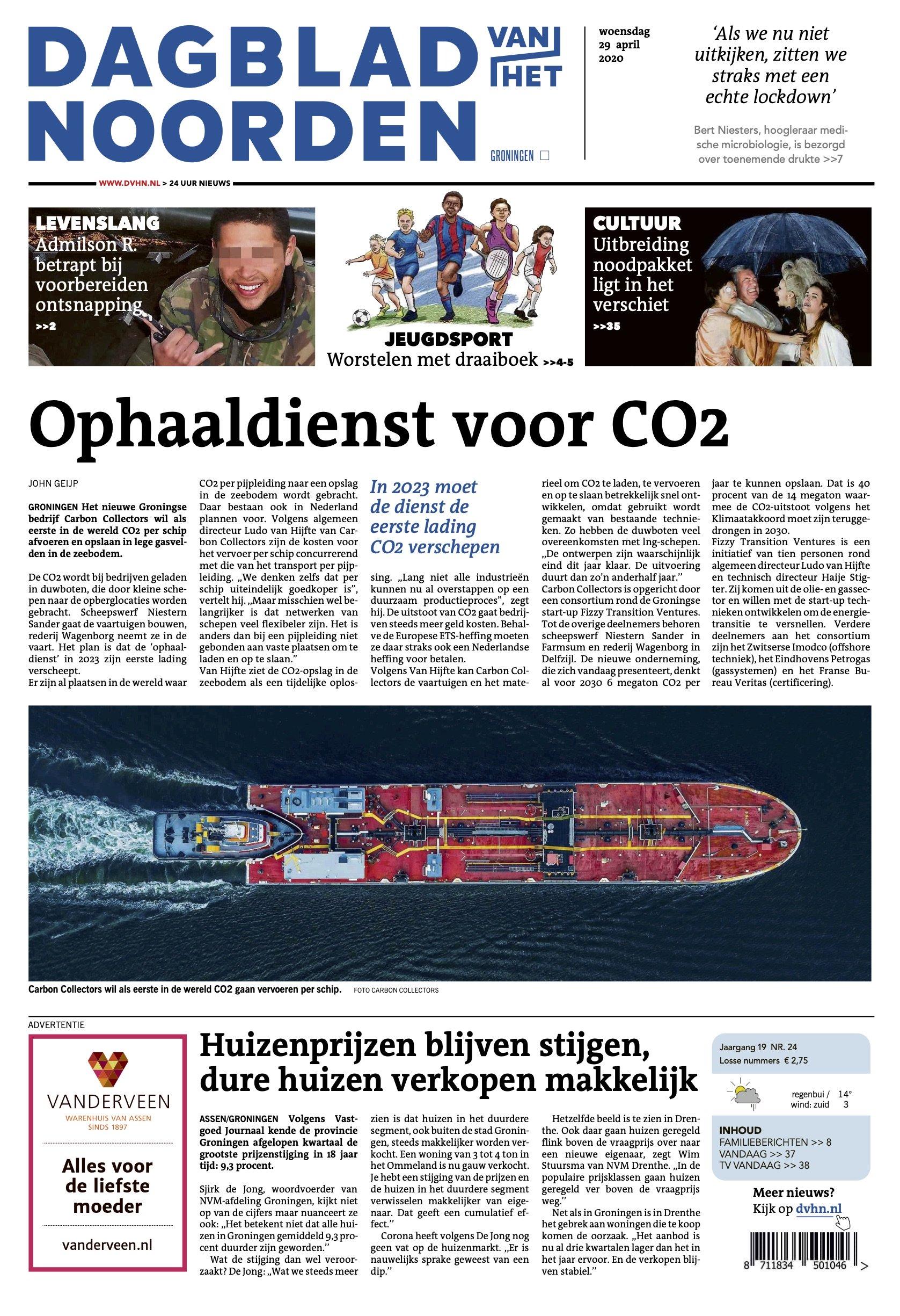 DvhN 2020-04-29_Groningen Carbon Collectors